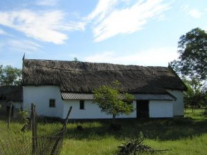 Thatched Inn in the Boglands of Ballyeffin