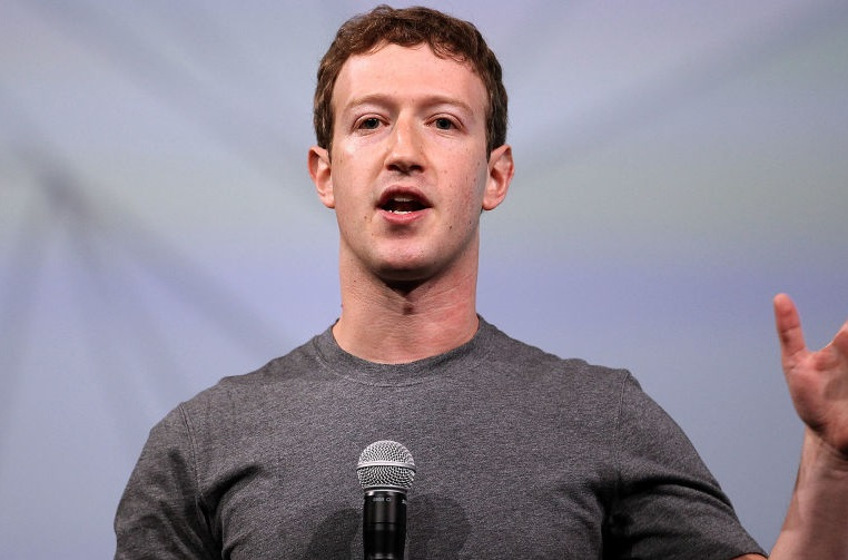 Zuckerberg Comes Clean - Admits to Wallpaper Fetish.