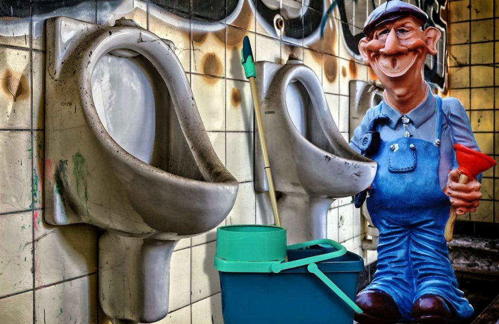 Find a public toilet in Ireland