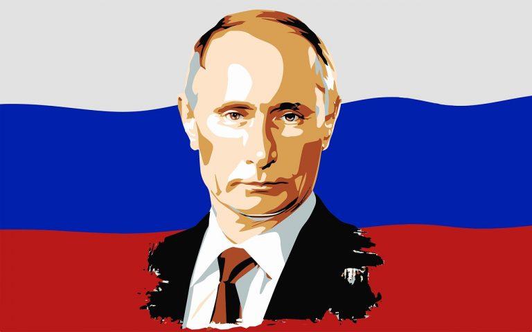 Sneaky Putin Attacks UK's Underbelly